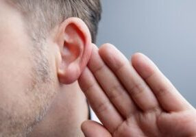 gluhota in naglusnost